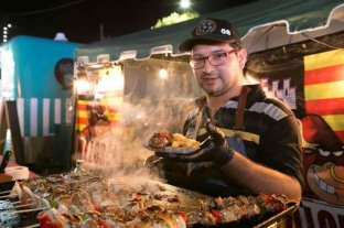 Llega un nuevo Street Food San Lorenzo, con shows y comida para todos los gustos