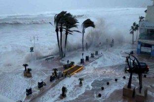Fuerte temporal en España: hay siete muertos, ríos desbordados y playas destrozadas -