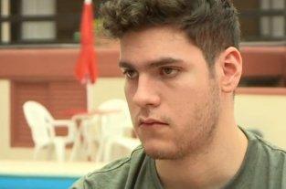 "Crimen en Villa Gesell: ""Todavía no caigo"" dijo Pablo Ventura tras ser liberado  -  -"