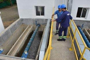 En Rincón ya se produce agua potable las 24 horas para beneficiar a 2.300 vecinos - Capacidad. Desde Assa suministran a la Cooperativa unos 850 mil litros diarios de agua potable.  -