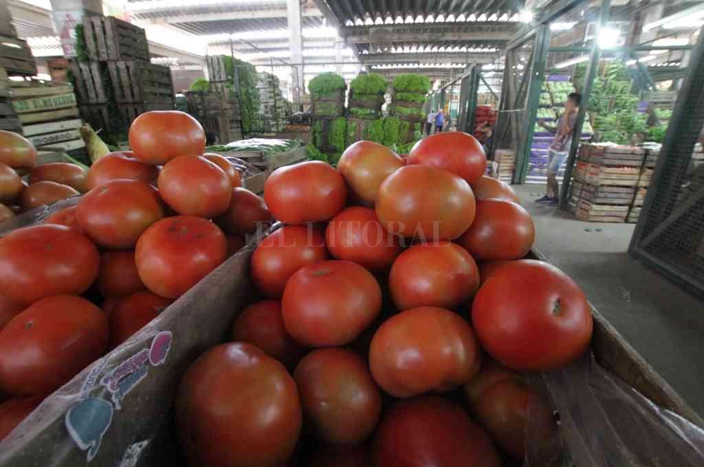 La Resolución establece que la Agencia Santafesina de Seguridad Alimentaria (Assal) semanalmente deberá recabar los datos de frutas y verduras (4 muestras semanales de 4 productos, y un mínimo de 104 en el semestre), en los mercados de concentración y de productores de las ciudades de Santa Fe y Rosario.  Crédito: El Litoral