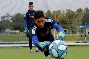 Andrada se entrenó diferenciado y no jugaría contra Independiente