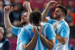 Los Gladiadores vencieron a Uruguay por 33-17 en el Premundial de Maringá