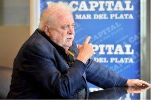 """Ginés González García: """"Todos tenemos que hacer un cambio contra la violencia"""""""