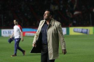 Argentinos Juniors le renovó el contrato al entrenador Diego Dabove