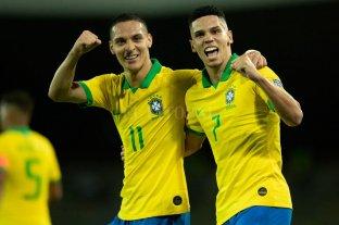 Brasil derrotó a Uruguay y es líder de su grupo