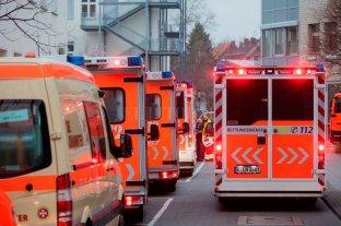 Evacuan un hospital en Colonia tras encontrar una bomba de la Segunda Guerra