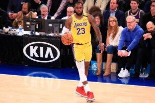 Triunfo de los Lakers que siguen como líderes de la Conferencia Oeste
