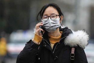 China confirmó 571 casos de neumonía causada por el coronavirus