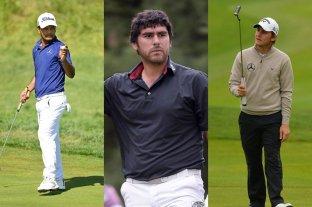 Los golfistas Grillo, Gómez y Ledesma juegan en San Diego