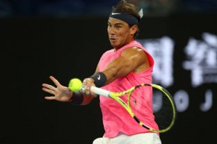 Tenis: Delbonis fue eliminado por Rafael Nadal