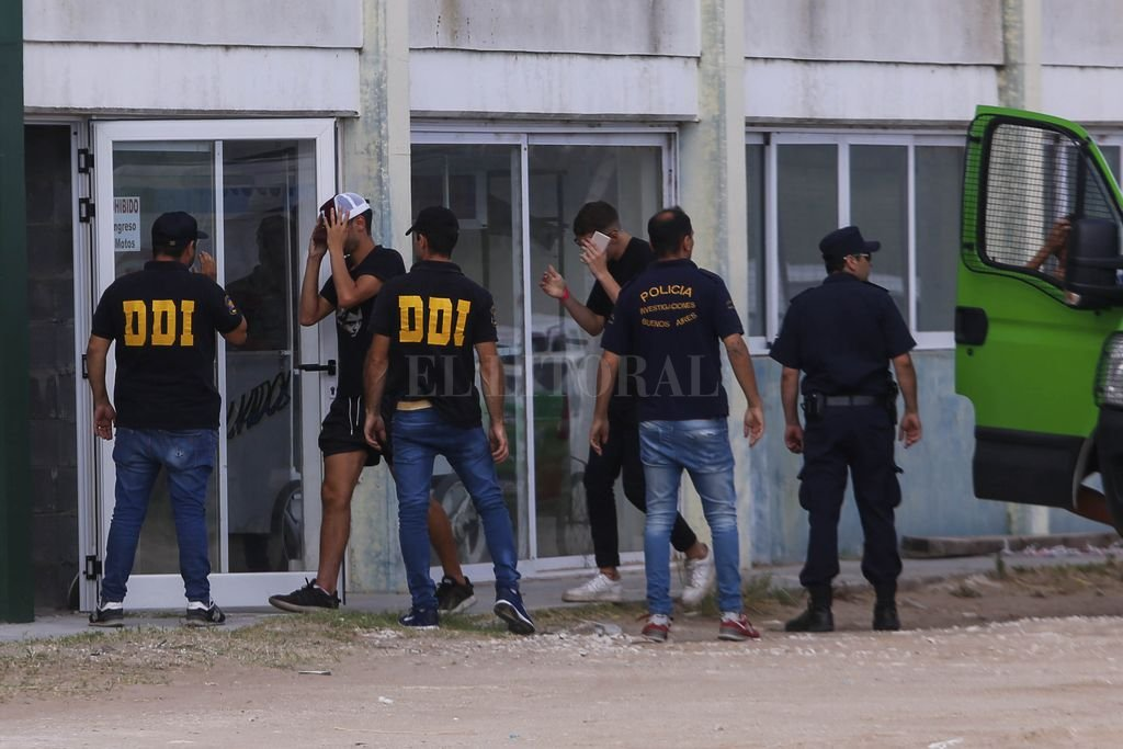 Se realiza la primera rueda de reconocimiento de los rugbiers detenidos Crédito: Télam