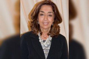Una santafesina sería postulada para ocupar la embajada en el Vaticano - María del Carmen Squeff. -