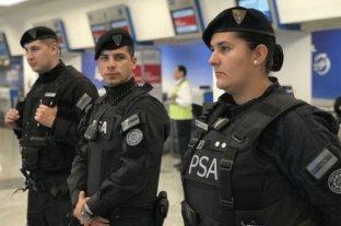 Dejan sin efecto la portación de armas fuera del horario de servicio para los agentes de la PSA