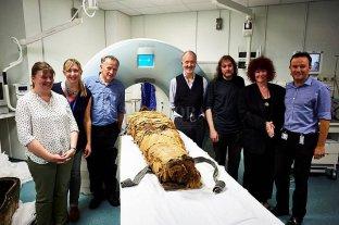 Científicos recrearon la voz de una momia con una impresora 3D y un equipo de audio