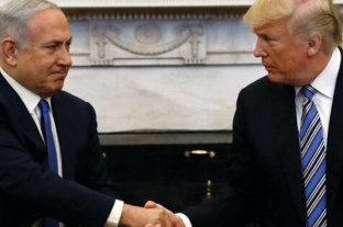 Trump se prepara para lanzar un plan de paz en Medio Oriente sin invitados palestinos -  -
