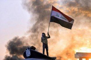 Irak se prepara para la gran marcha contra Estados Unidos y los corruptos