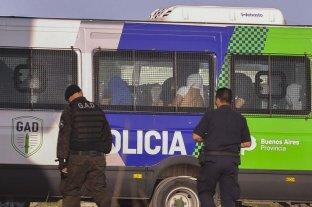 Uno de los detenidos dijo que no tenia nada que ver con el crimen de Fernando
