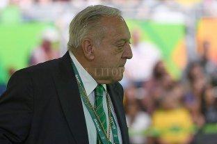 """Renunció """"provisoriamente"""" el presidente de la federación internacional de halterofilia"""