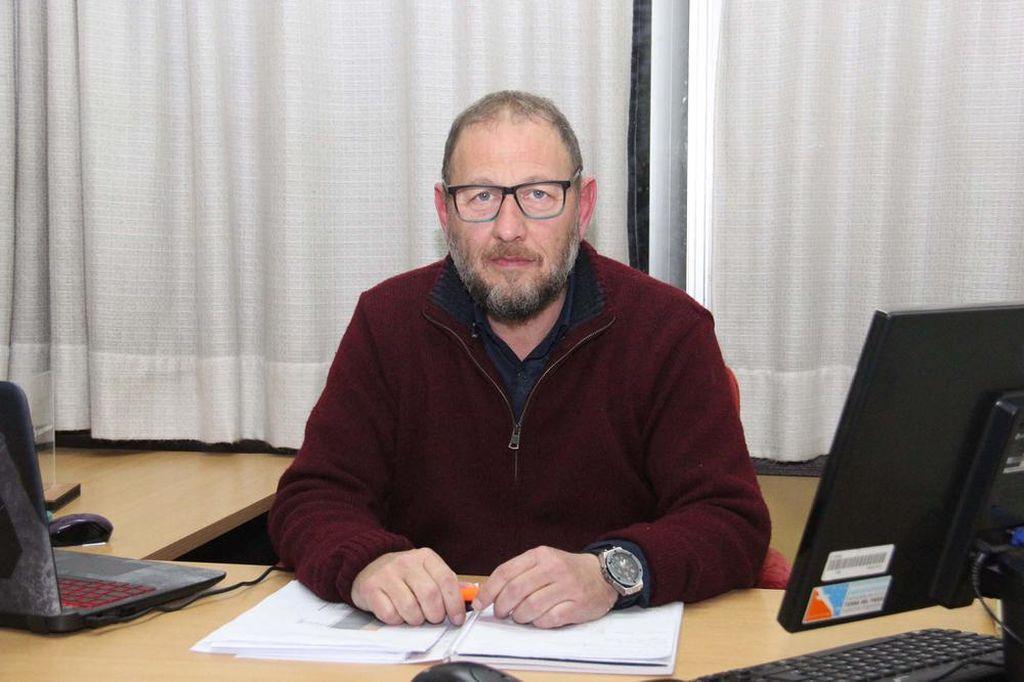 Corach, jefe de gabinete rafaelino. <strong>Foto:</strong> Gentileza