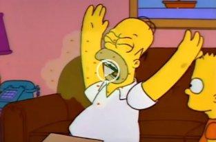 Viral: Los Simpsons predijeron el coronavirus
