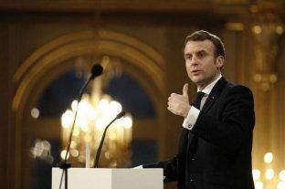 Francia vive su séptima jornada de protestas contra las reformas impulsadas por Macron