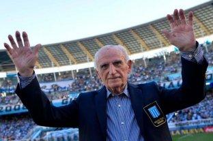Murió Juan José Pizzuti, gloria de Racing