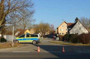 Al menos seis muertos tras un tiroteo en el sur de Alemania