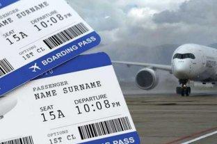 Cómo comprar pasajes aéreos internacionales sin pagar el impuesto del 30%