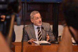 """Saín habló de cortar negocios con protección """"interpartidaria"""" - Marcelo Saín dejó en Reconquista definiciones que van a tener una fuerte repercusión en la Cámara de Diputados de Santa Fe, que tiene mayoría opositora. -"""
