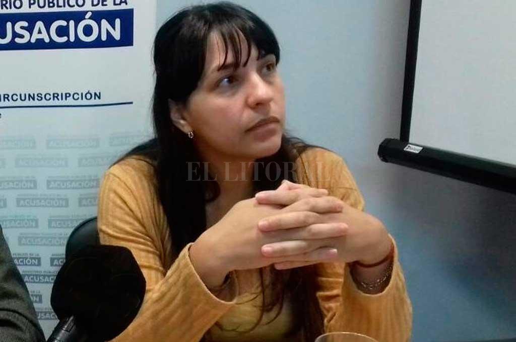 """""""Algo que vengo remarcando en los últimos días, es que estamos viendo casos de niñas muy pequeñas"""" destacó la fiscal Alejandra Del Río Ayala. <strong>Foto:</strong> Archivo El Litoral"""