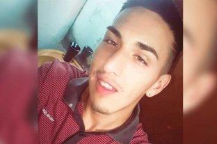Jonatan: el que soñaba con una pollería pero murió acribillado - Jonatan Bogarín, la víctima.