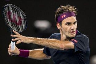 Federer obtuvo su centésima victoria en el Abierto de Australia