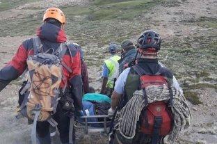 Un turista español cayó al vacío y murió en Villa Traful