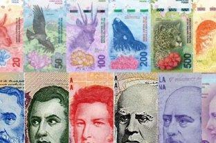 Los billetes con figuras de próceres comenzarán a imprimirse en junio