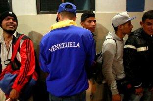 Venezuela acusó a Perú de criminalizar a los inmigrantes venezolano