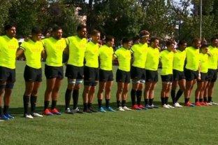 Los Jaguares hicieron un minuto de silencio por el joven asesinado en Villa Gesell