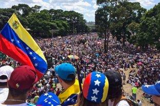 Venezuela volvió a romper el récord de protestas callejeras en 2019 con más de 16700