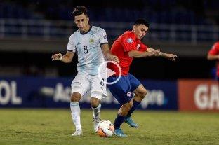 Preolímpico: Argentina venció a Chile y suma dos victorias al hilo