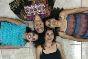 Cosquín convoca a vivir la historia y las emociones - En la octava luna actuarán las Damas del Río: Patricia Gómez, Ana Luz Blanco, Gisela Ribeiro y Natalia Pérez. -