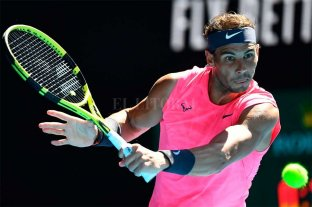 Rafael Nadal venció a su compatriota Pablo Carreño y pasó a octavos de final