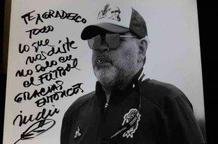 El especial regalo del Indio Solari a Diego Maradona