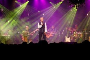 La nostalgia del valle y el volcán - El recital fue una manera de celebrar los 50 años de Mario González con el nombre de Jairo, repasando canciones de todas sus épocas. -