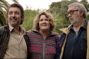 """""""La Odisea de los Giles"""" se llevó el premio  Goya 2020 - Verónica Llinás, Ricardo Darín y Luis Brandoni, figuras centrales del elenco. -"""