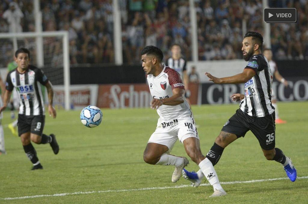 Agónica derrota de Colón ante Central Córdoba en Santiago del Estero -  -