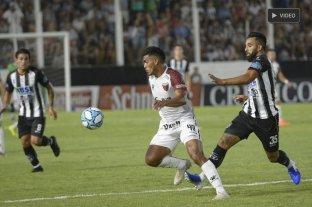 Agónica derrota de Colón ante Central Córdoba en Santiago del Estero -