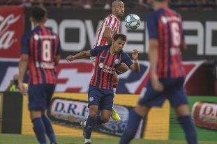 San Lorenzo y Estudiantes igualaron 1 a 1