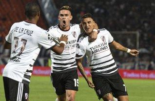 River venció a Godoy Cruz y quedó como único puntero de la Superliga