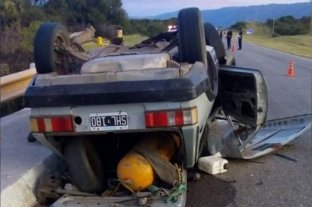 Mueren tres personas en un accidente de tránsito en San Luis