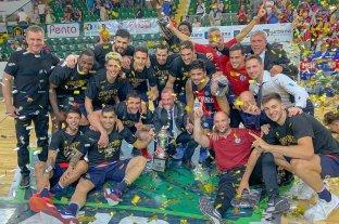 San Lorenzo es campeón del Súper 20